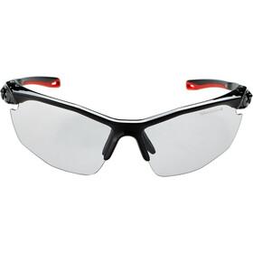 Alpina Twist Five HR VL+ Okulary rowerowe, black-red/black